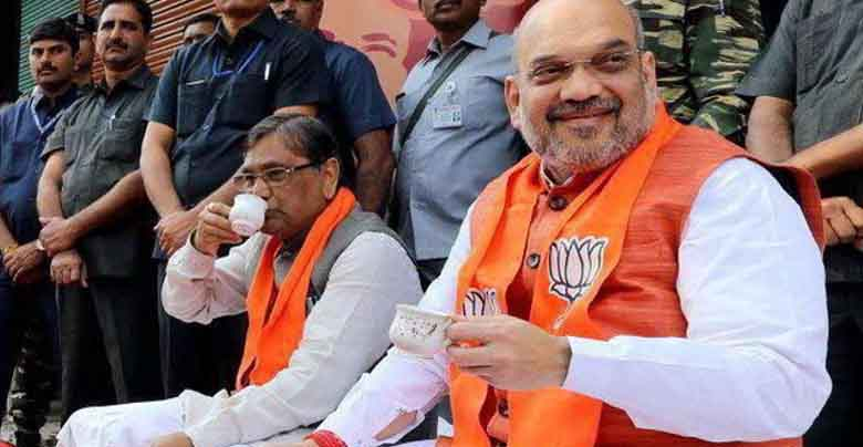 bjp tea party
