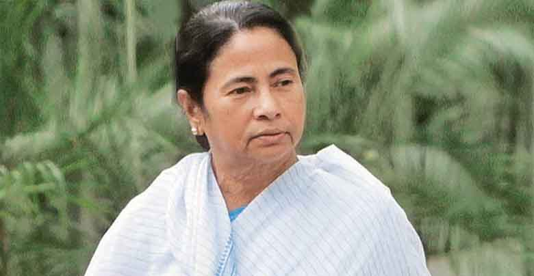 mamta banerjee's white sare and sandle is a disguise