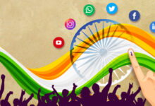 social media in election