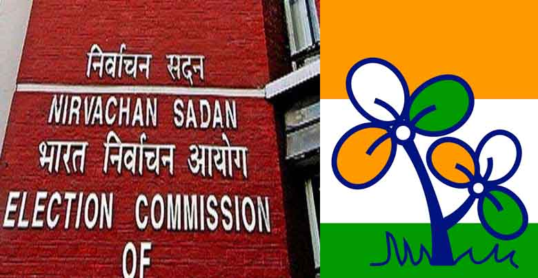 A six-member parliamentary delegation of the Trinamool Congress will meet Election Commission officials in Delhi
